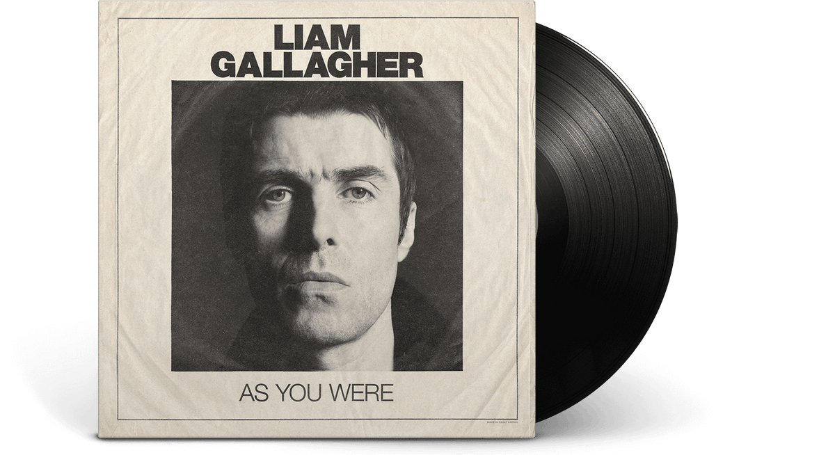 Vinyl - Liam Gallagher : As You Were - The Record Hub