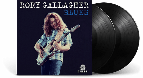 Vinyl - Rory Gallagher <br> Blues - The Record Hub