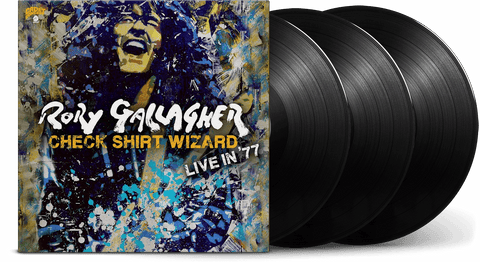 Rory Gallagher<br> Check Shirt Wizard - Live In '77