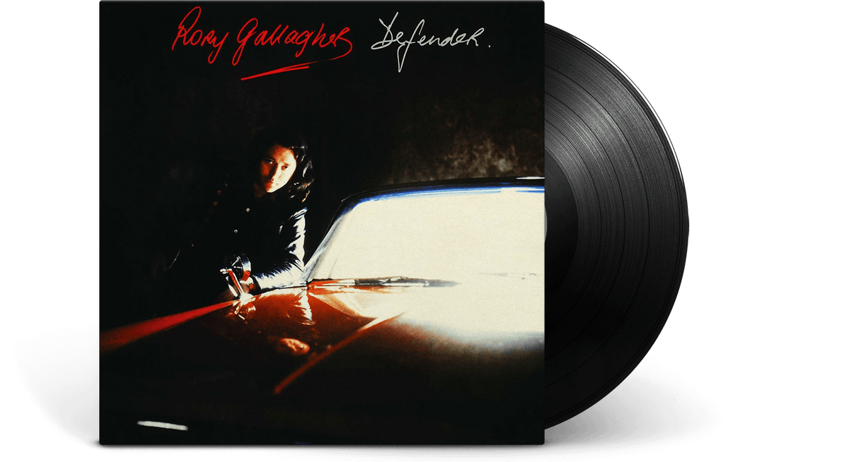 Vinyl - Rory Gallagher : Defender - The Record Hub