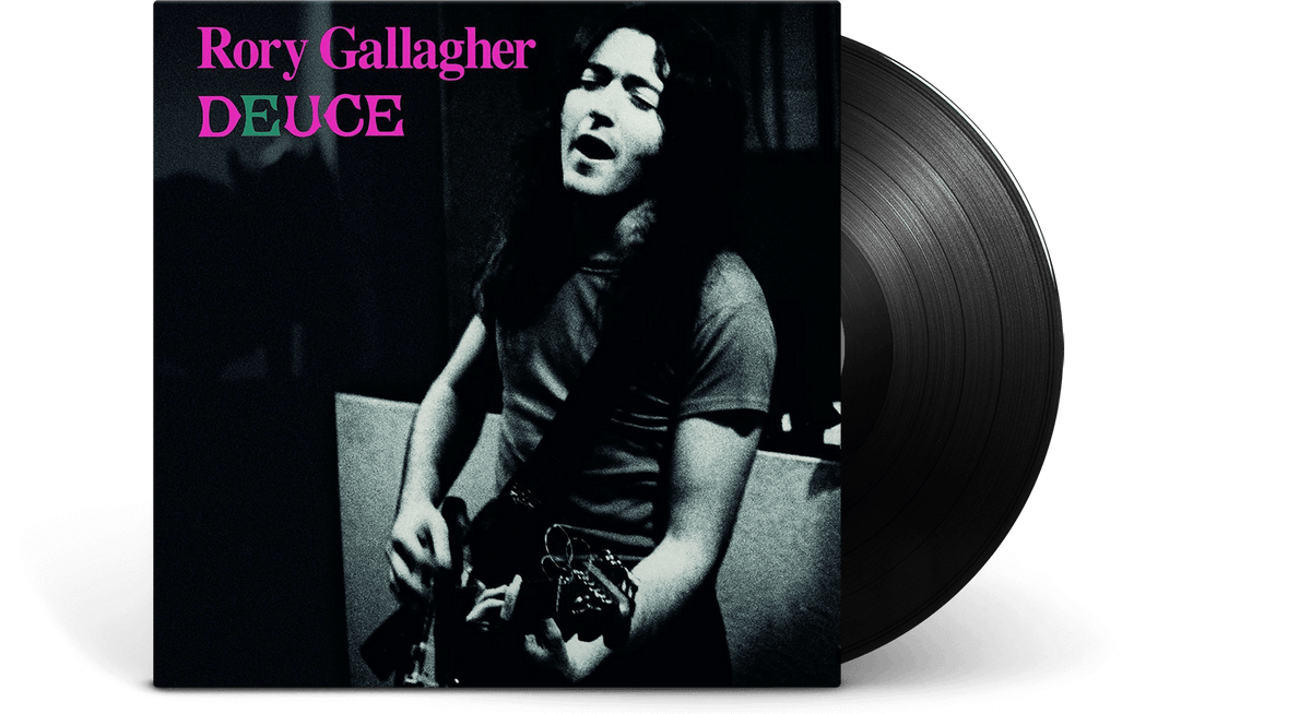 Vinyl - Rory Gallagher : Deuce - The Record Hub