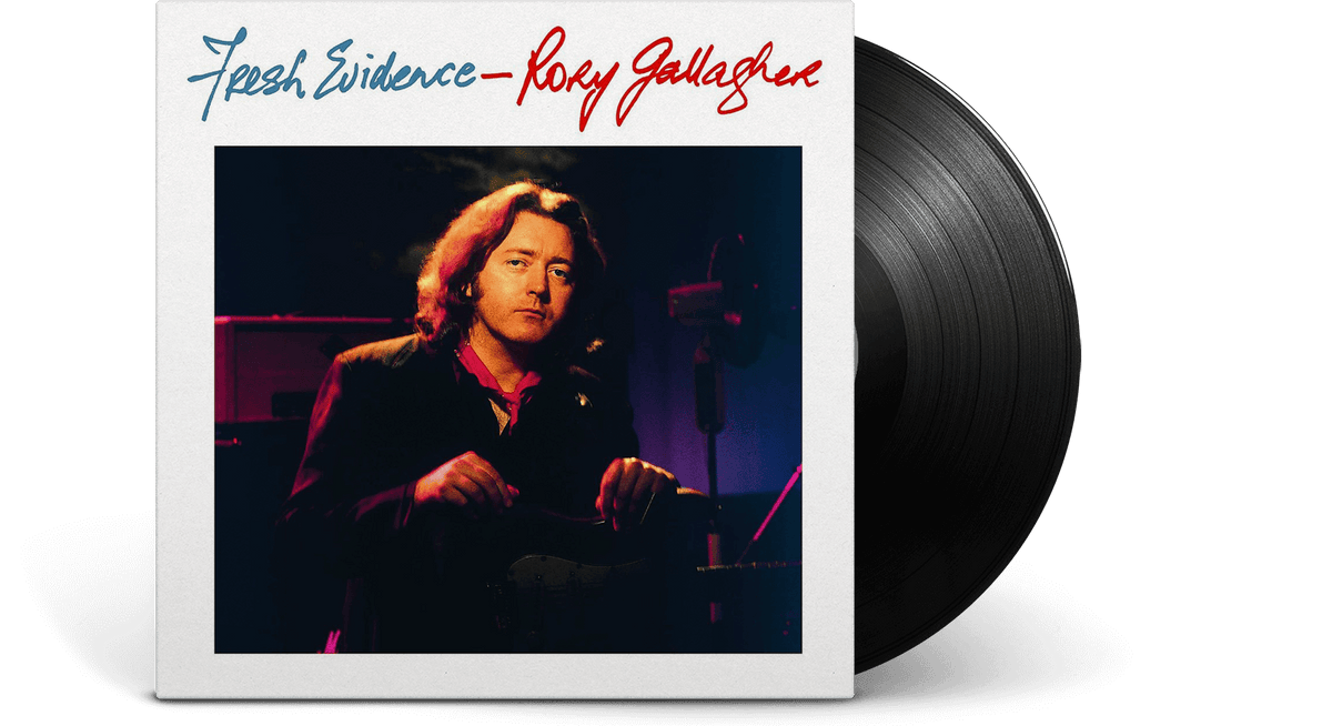 Vinyl - Rory Gallagher : Fresh Evidence - The Record Hub