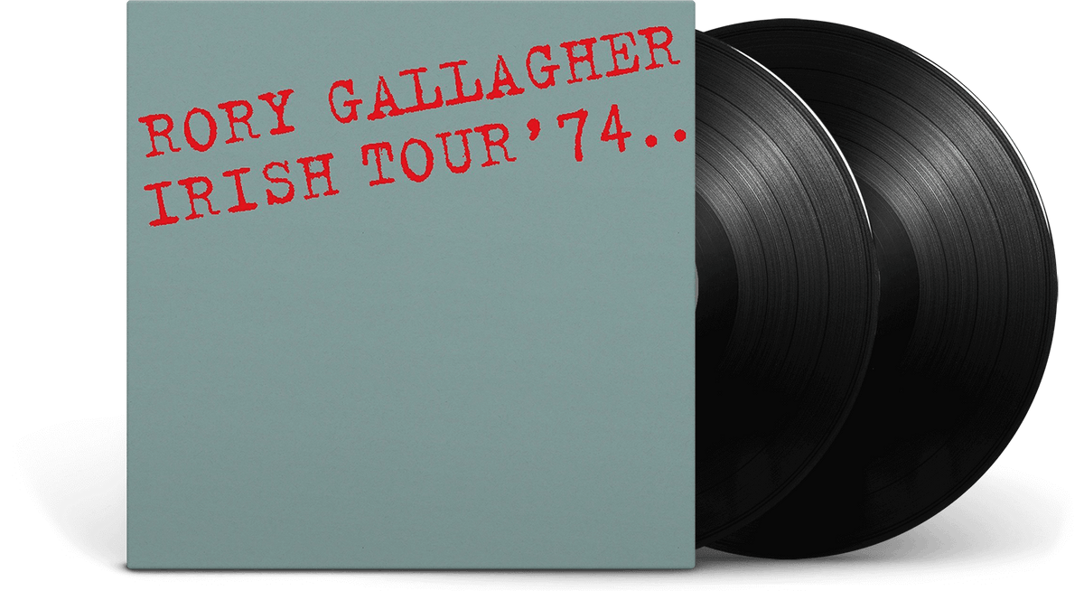 Vinyl - Rory Gallagher : Irish Tour '74 - The Record Hub