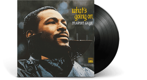 Vinyl - Marvin Gaye <br> What's Going On - The Record Hub
