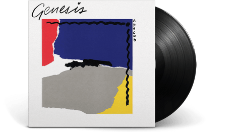 Vinyl - Genesis : Abacab - The Record Hub