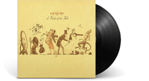 Vinyl - Genesis : A Trick Of The Tail - The Record Hub