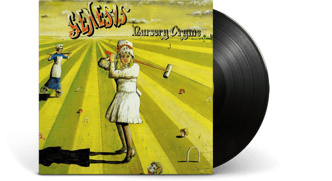 Vinyl - Genesis : Nursery Cryme - The Record Hub