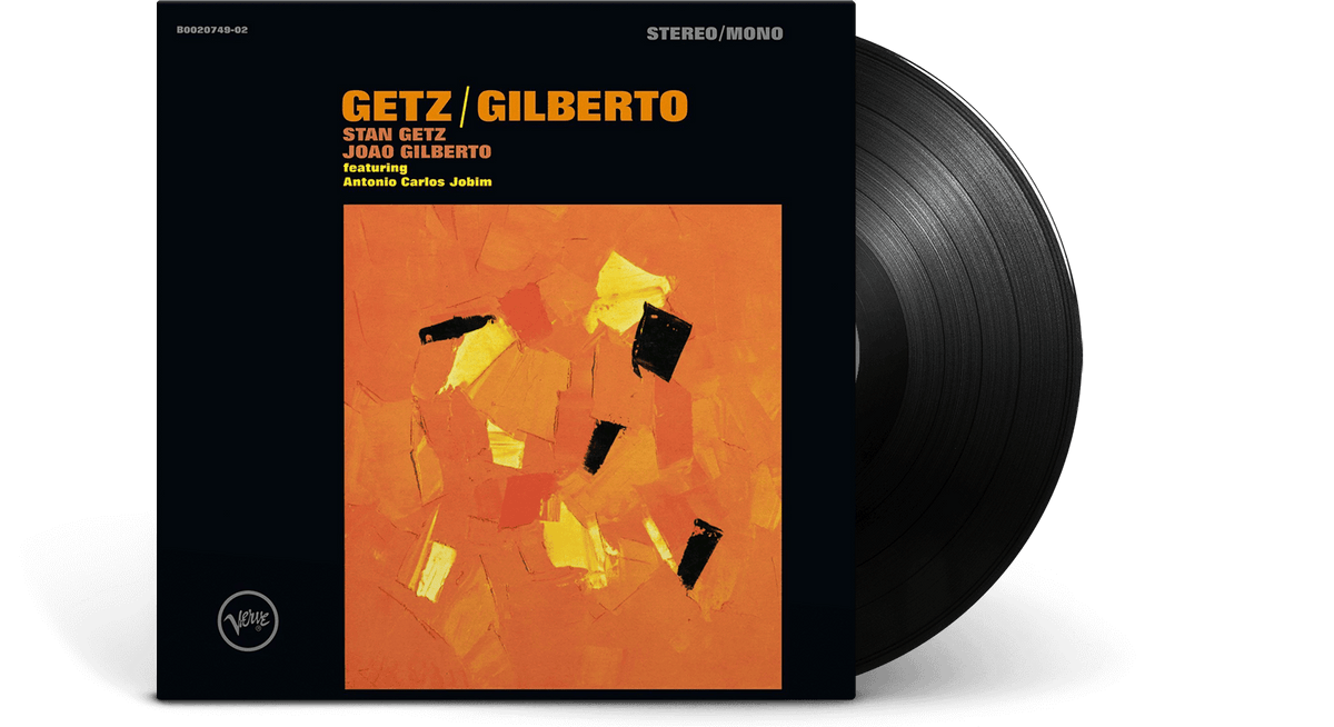 Vinyl - Stan Getz and Joao Gilberto <br> Getz/Gilberto - The Record Hub