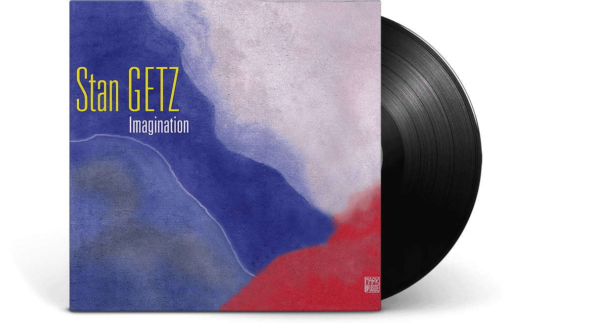 Vinyl - Stan Getz : Imagination - The Record Hub