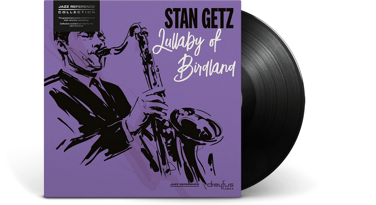 Vinyl - Stan Getz : Lullaby of Birdland - The Record Hub