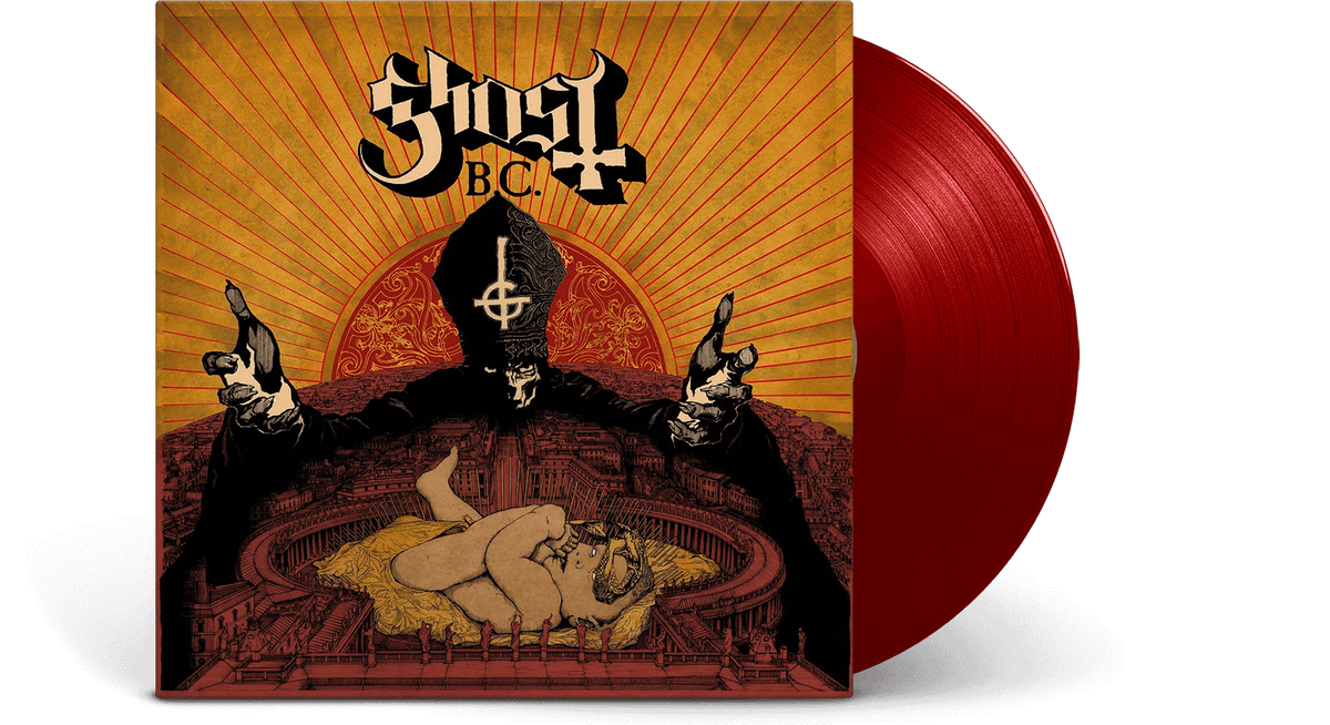 Vinyl - Ghost B.C. : Infestissumam - The Record Hub
