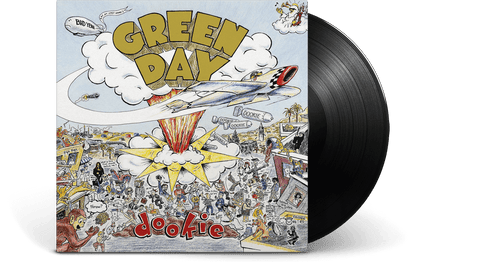 Vinyl - Green Day <br> Dookie - The Record Hub