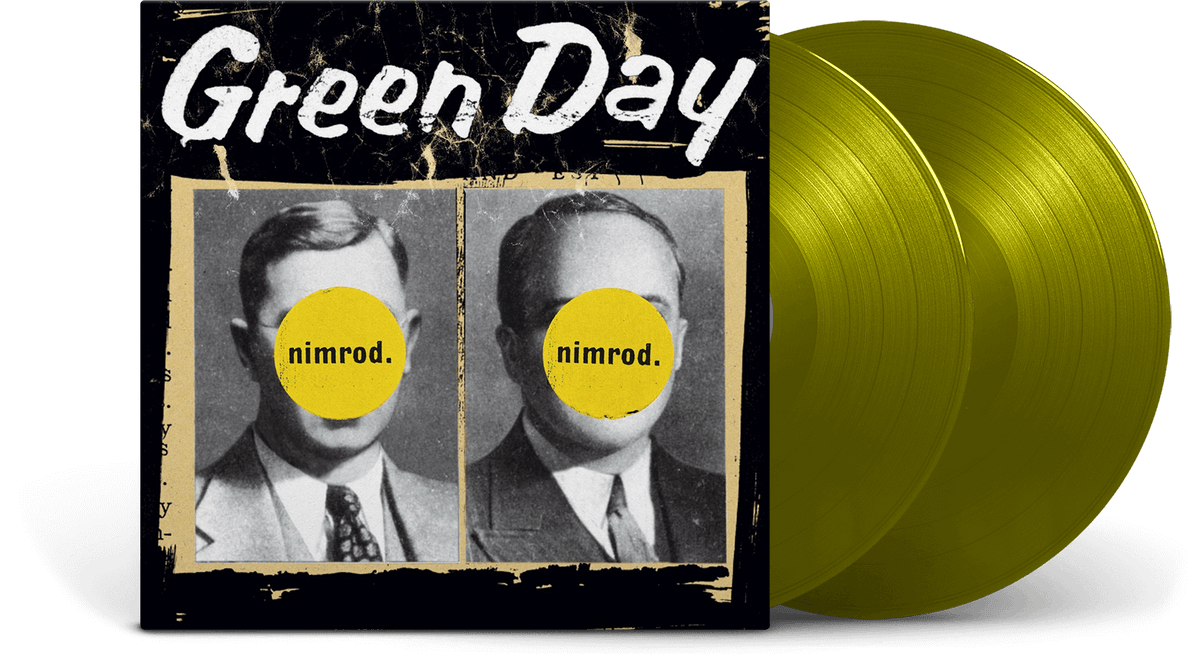 Vinyl - Green Day : Nimrod (20th Anniversary Edition) - The Record Hub