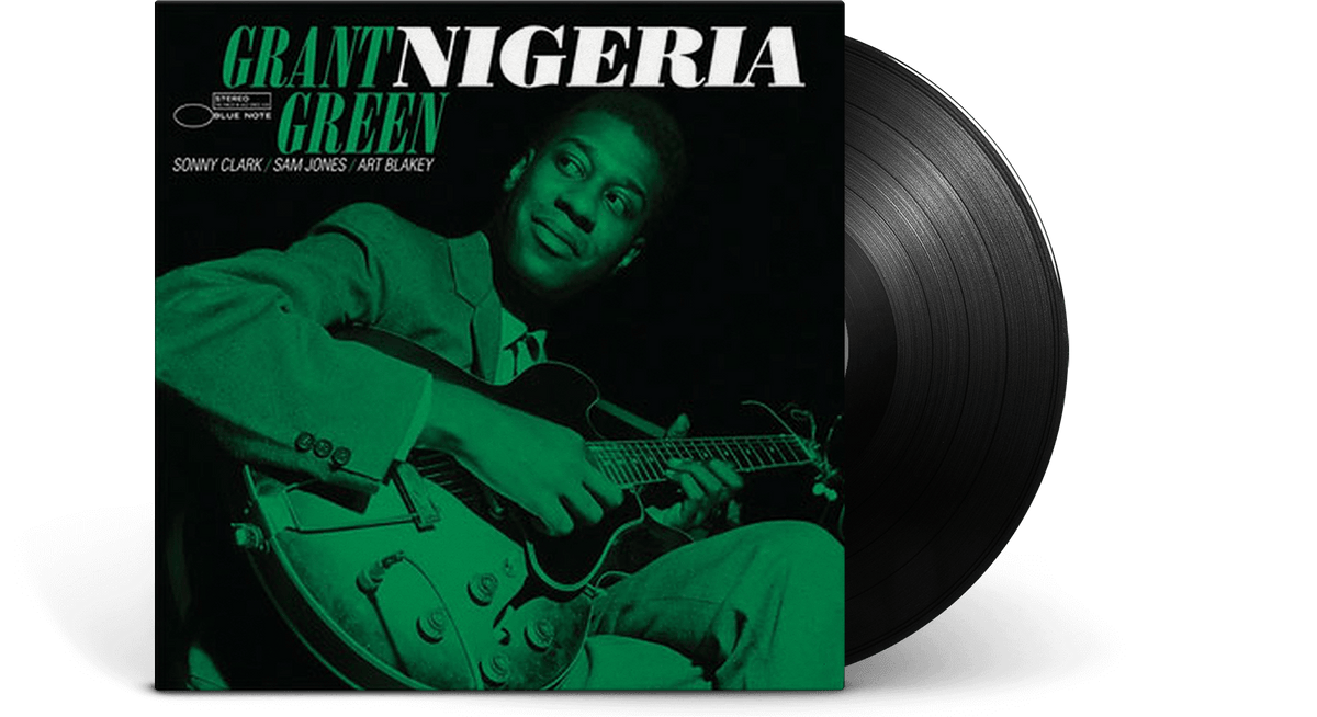 Vinyl - Grant Green : Nigeria - The Record Hub