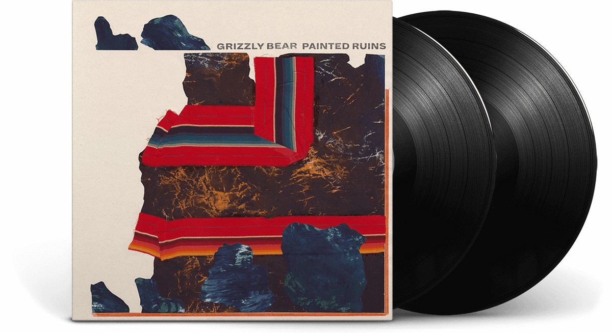 Vinyl - Grizzly Bear <br> Painted Ruins - The Record Hub