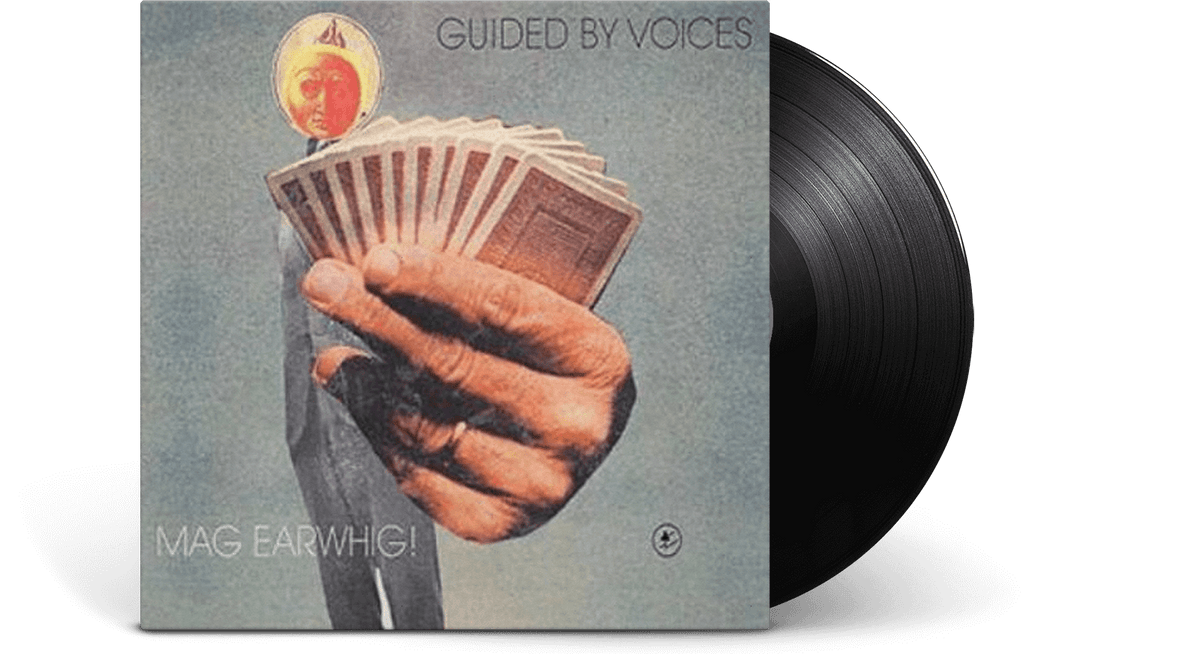 Vinyl - Guided By Voices : Mag Earwhig - The Record Hub