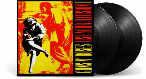 Vinyl - Guns N' Roses <br> Use Your Illusion I - The Record Hub
