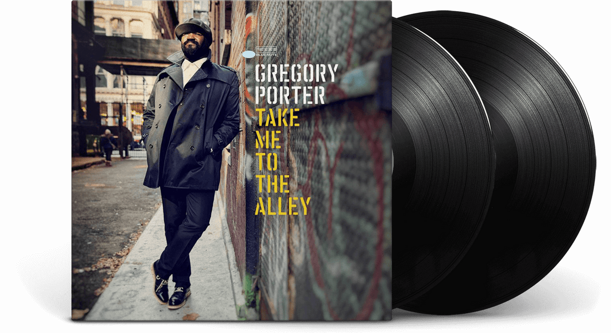 Vinyl - Gregory Porter : Take Me To The Alley - The Record Hub