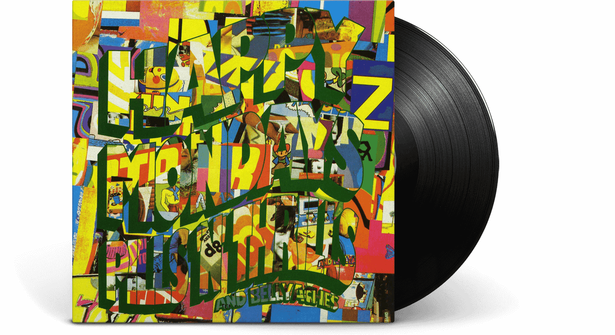 Vinyl - Happy Mondays : Pills 'N' Thrills And Bellyaches - The Record Hub
