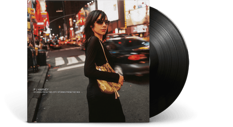 Vinyl - PJ Harvey : Stories From The City, Stories From The Sea - The Record Hub
