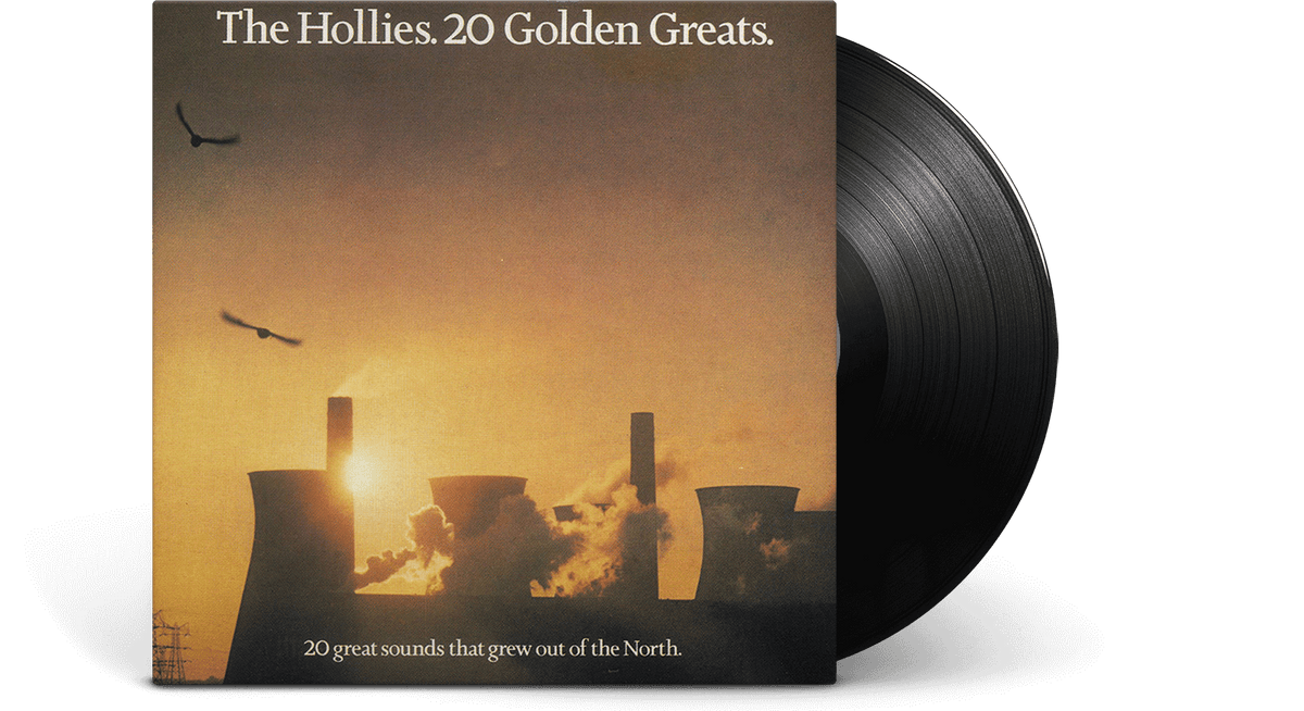 Vinyl - The Hollies : 20 Golden Greats - The Record Hub
