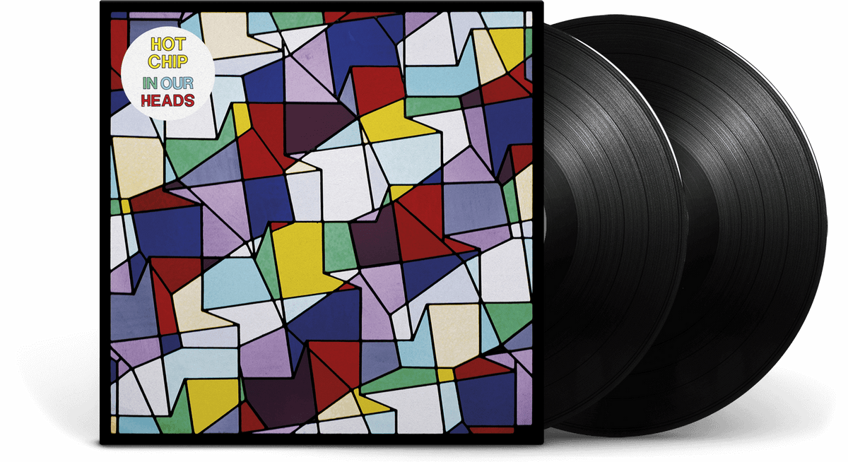 Vinyl - HOT CHIP : IN OUR HEADS - The Record Hub
