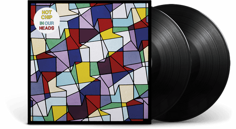 Vinyl - Hot Chip<br> In Our Heads - The Record Hub