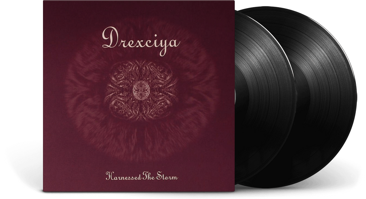 Vinyl - Drexciya : Harnessed The Storm - The Record Hub