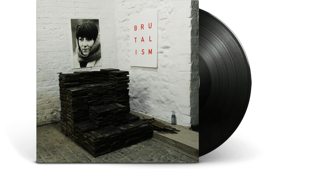 Vinyl - Idles : Brutalism - The Record Hub