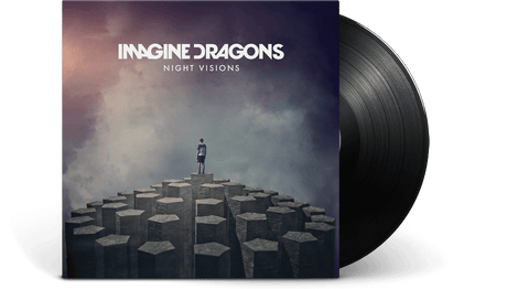 Vinyl - Imagine Dragons<br> Night Visions - The Record Hub