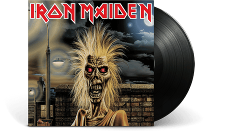 Vinyl - Iron Maiden<br>Iron Maiden - The Record Hub