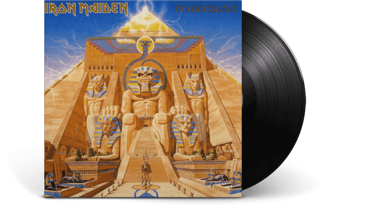 Vinyl - Iron Maiden : Powerslave - The Record Hub