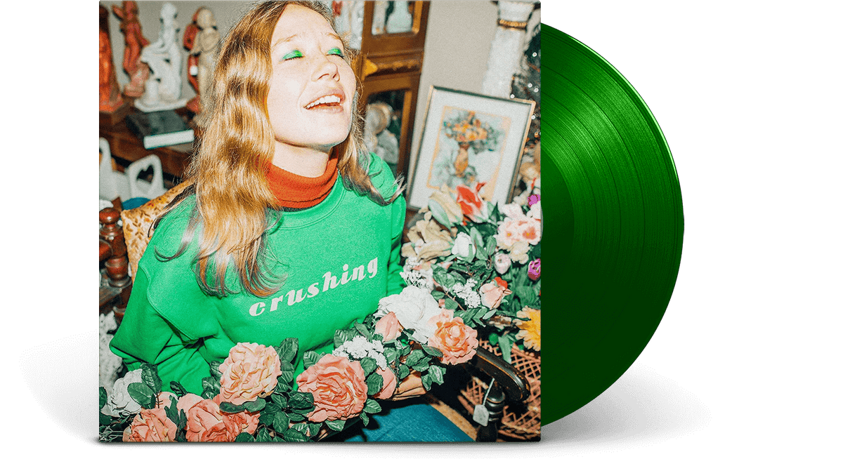 Vinyl - Julia Jacklin : Crushing - The Record Hub
