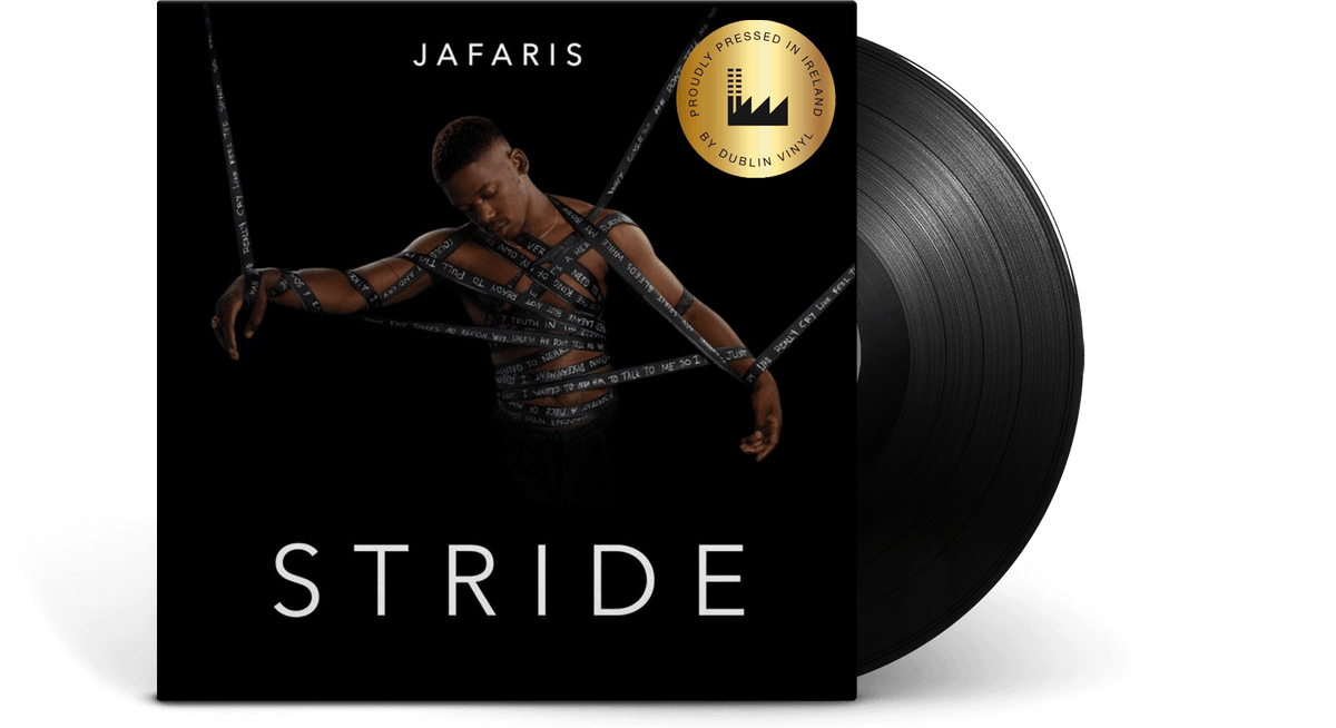 Vinyl - Jafaris<br>Stride - The Record Hub