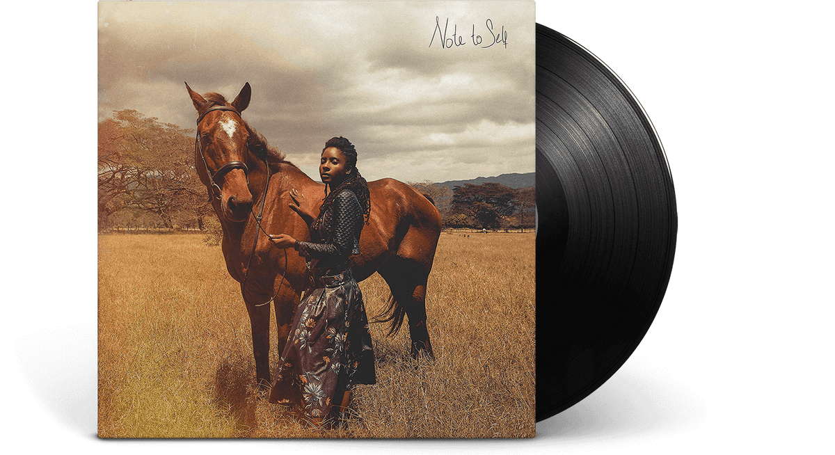 Vinyl - Jah9 : Note To Self - The Record Hub