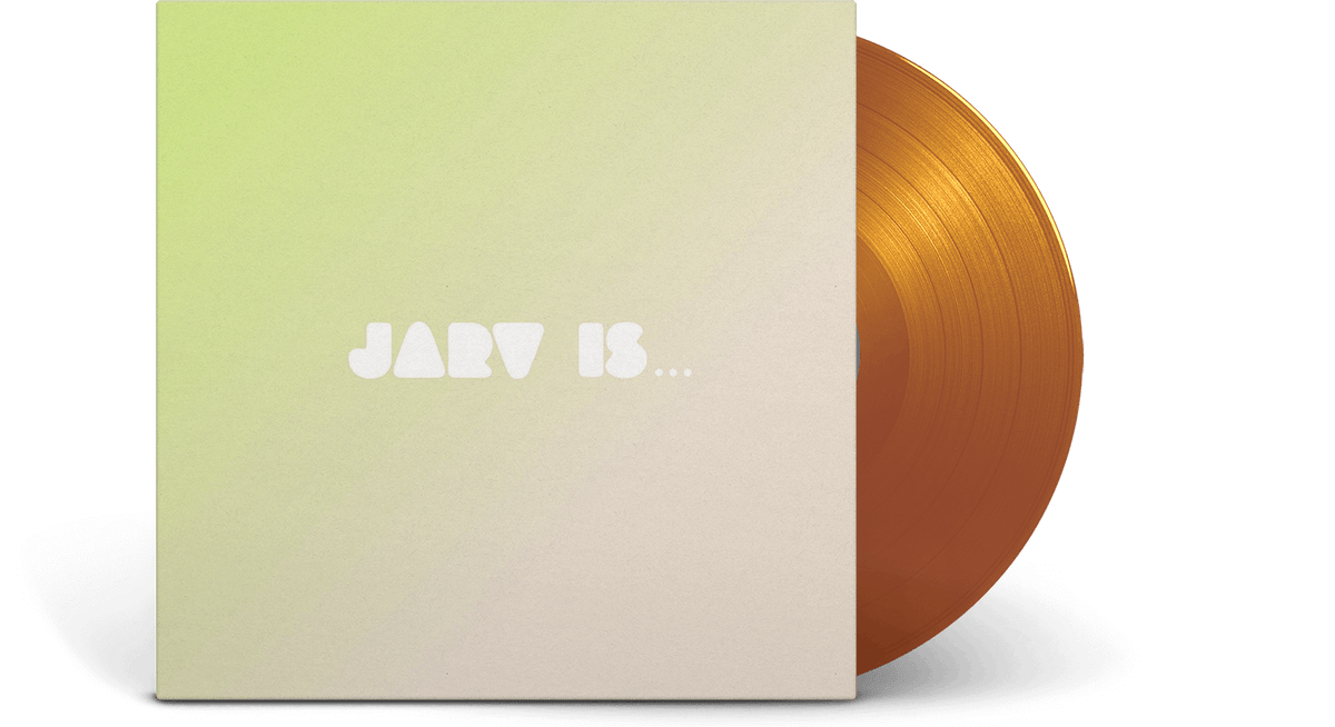 Vinyl - JARV IS… : Beyond The Pale (Orange Vinyl) - The Record Hub