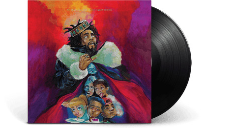 Vinyl - J. Cole <br> K.O.D. - The Record Hub