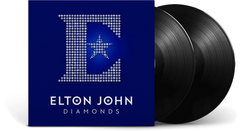 Vinyl - Elton John <br> Diamonds - The Record Hub