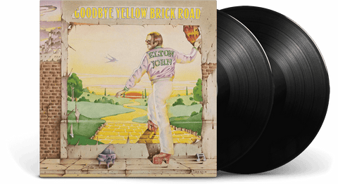 Vinyl - Elton John <br> Goodbye Yellow Brick Road - The Record Hub