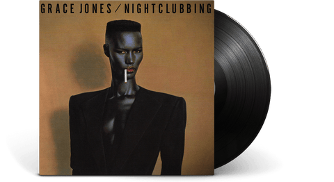 Vinyl - Grace Jones <br> Nightclubbing - The Record Hub