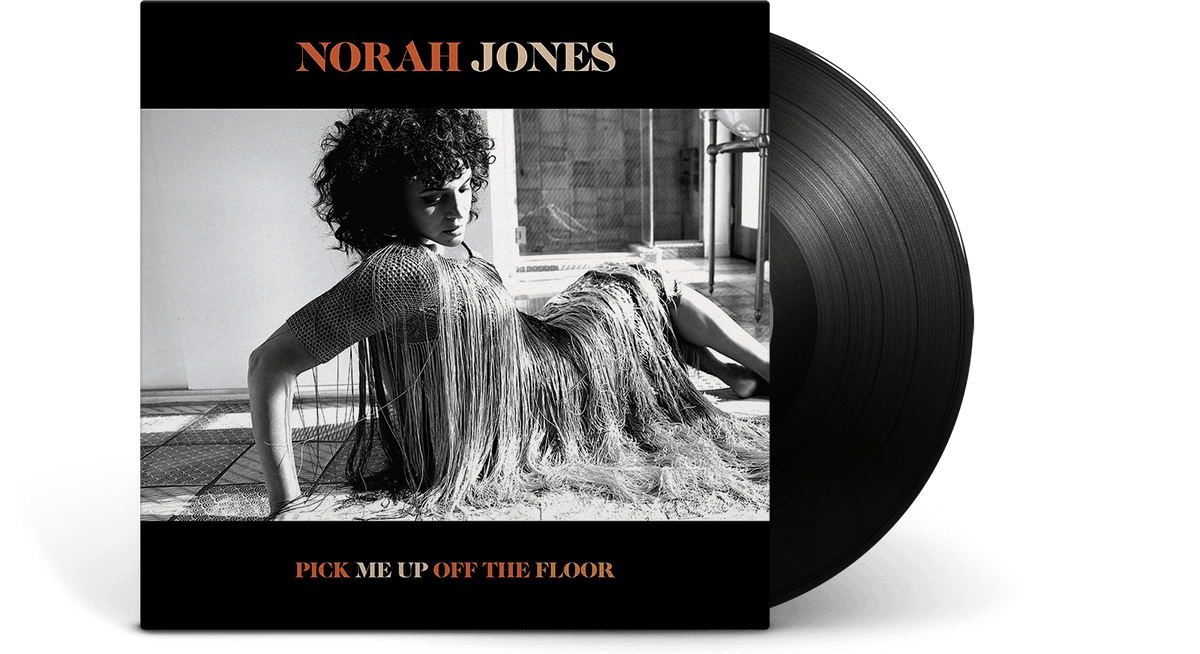 Vinyl - Norah Jones : Pick Me Up Off The Floor - The Record Hub