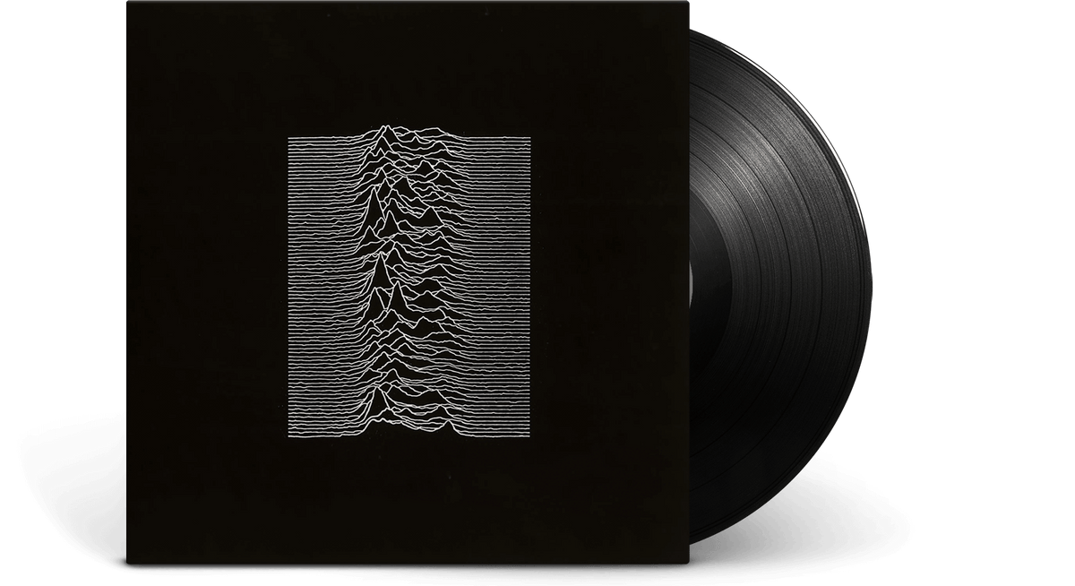 Vinyl - Joy Division <br> Unknown Pleasures - The Record Hub