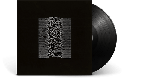 Joy Division <br> Unknown Pleasures