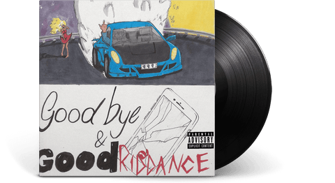 Vinyl - Juice WRLD<br> Goodbye & Good Riddance - The Record Hub