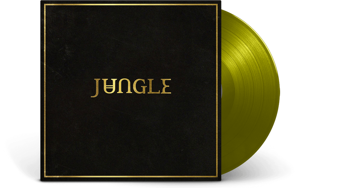 Vinyl - Jungle : Jungle - The Record Hub