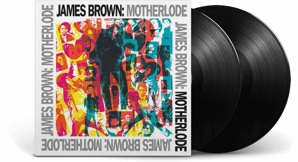 Vinyl - James Brown : Motherlode - The Record Hub