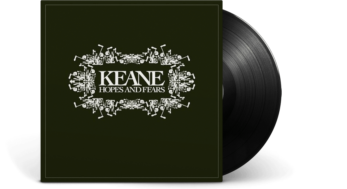 Vinyl - Keane : Hopes And Fears - The Record Hub