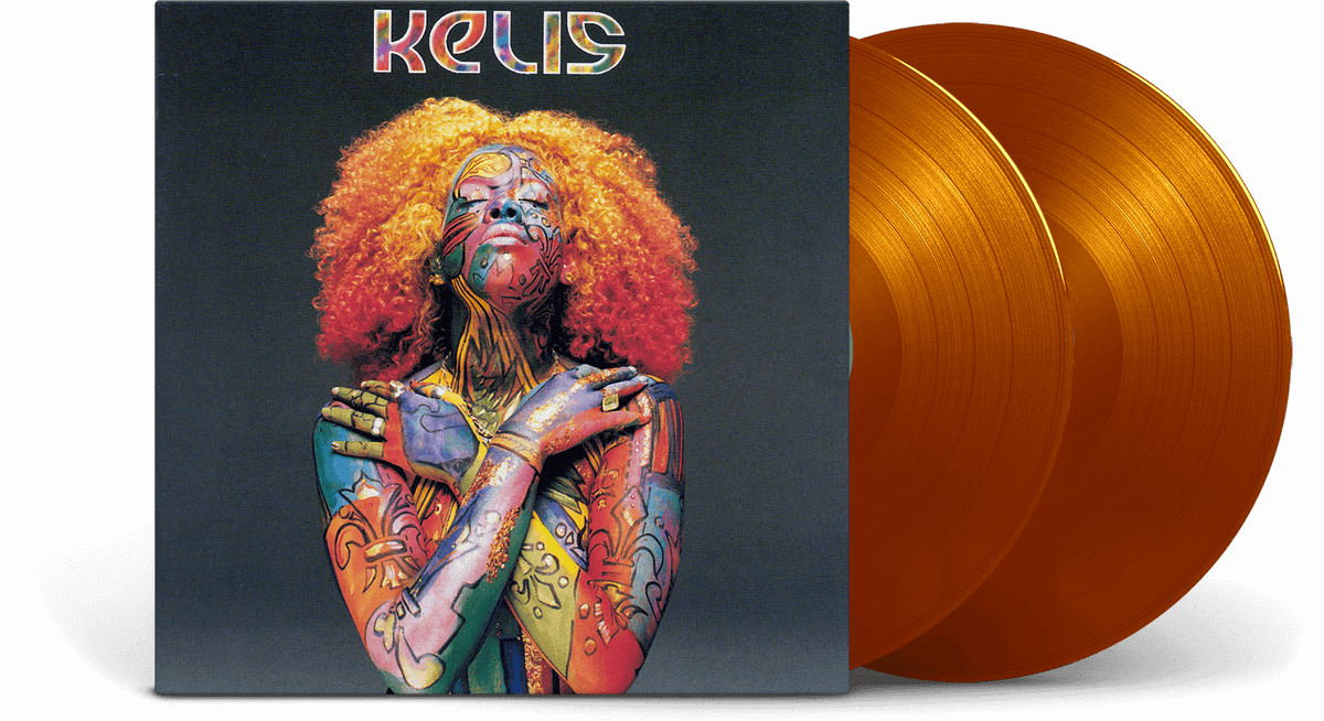 Vinyl - Kelis : Kaleidoscope - The Record Hub