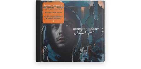 Vinyl - Dermot Kennedy : Without Fear- Complete Edition (CD) - The Record Hub