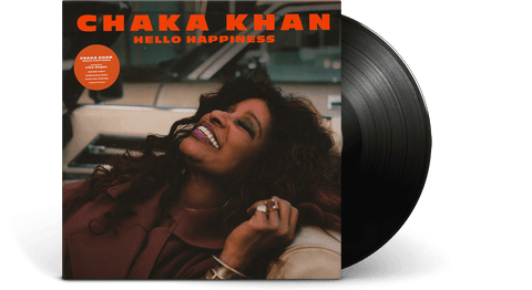 Vinyl - Chaka Khan : Hello Happiness - The Record Hub